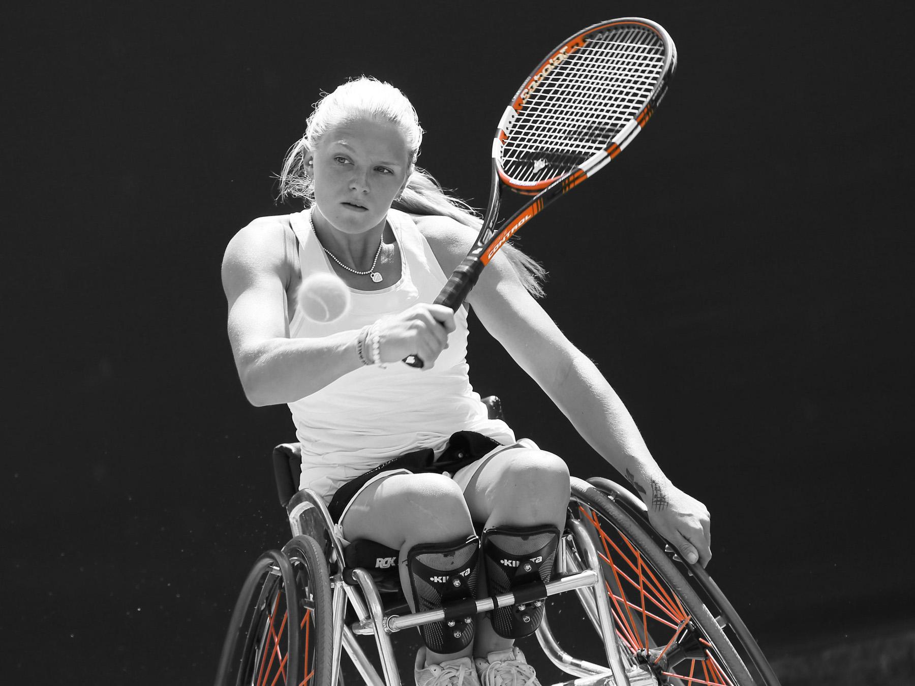 IKO careers | Jordanne Whiley